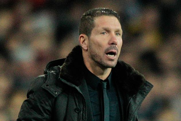 Simeone: Atleti a team of men | Football Espana