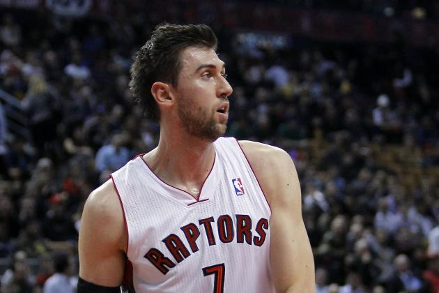 Report: Andrea Bargnani Trade More Likely This Summer