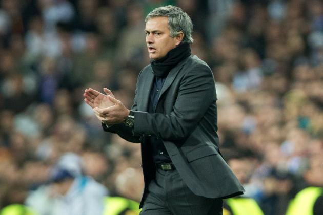 PSG Talk Grows as Mourinho Looks to France