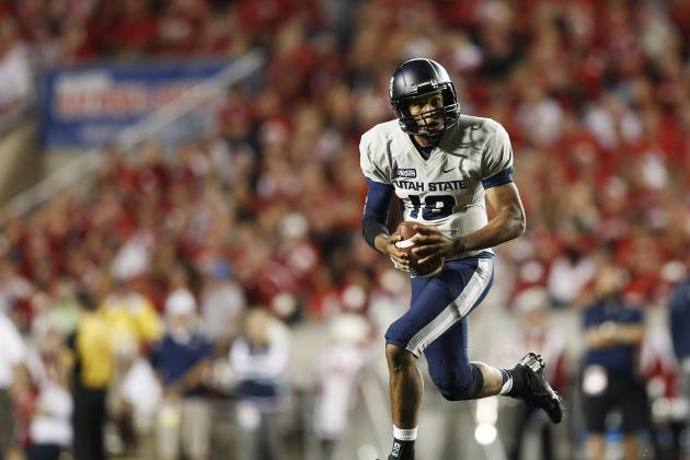 Orlando Named Defensive Coordinator and Safeties Coach at Utah State