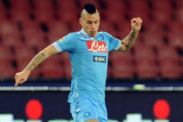 Marek Hamsik Robbed at Gunpoint After Napoli-Sampdoria Match