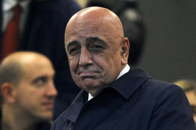 'We'll Show No Weakness vs. Barca' -- Galliani