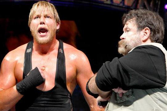 Jack Swagger Shouldn't Have Won the Elimination Chamber Match