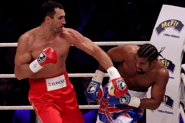 Wladimir Klitschko vs. Bryant Jennings Possible for May 4th