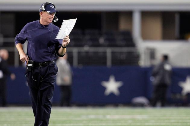 Dallas Cowboys: Why Jason Garrett Might Still Be Calling Offensive Plays in 2013
