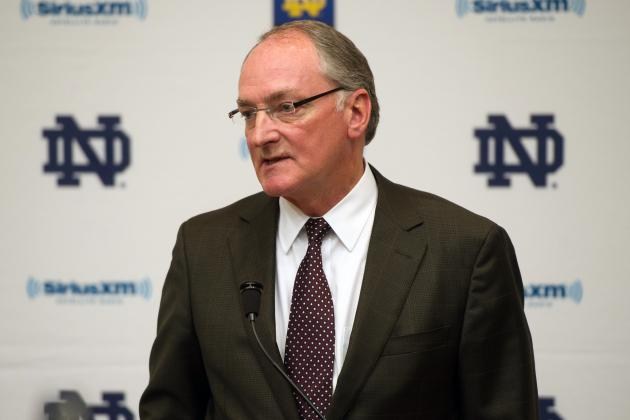 Swarbrick: Hockey Could Come to Notre Dame Stadium
