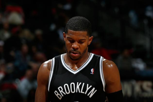 Brooklyn Nets G Joe Johnson Completely Disappears in Losses