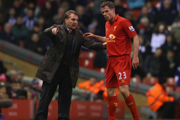 Brenadan Rodgers Keen for Jamie Carragher Role After Retirement