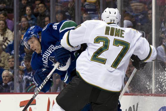 Vancouver Canucks: Previewing the Hardest Road Trip of the Season