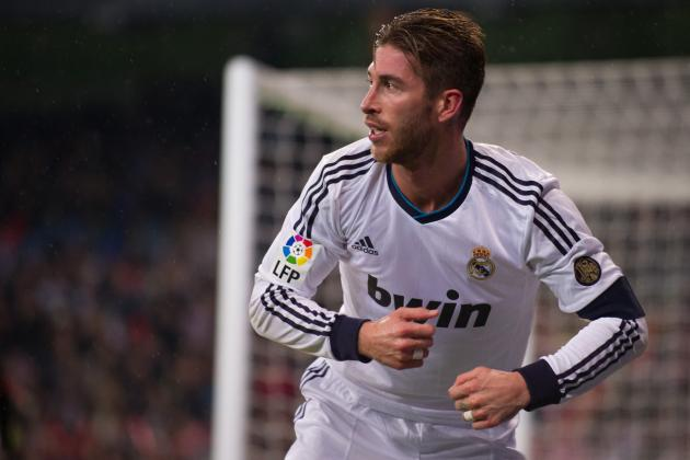 Why Sergio Ramos Should Lose Starting Spot for Real Madrid