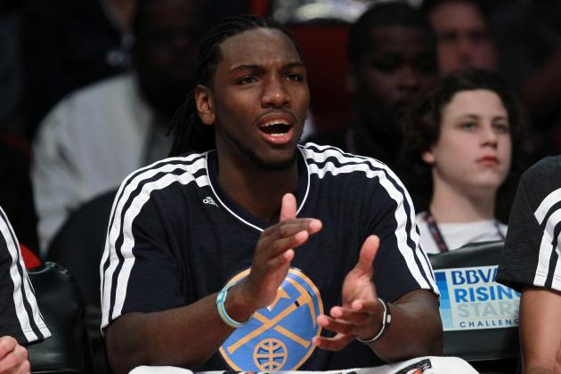 Kenneth Faried Is True to Himself, on Court and in Video with His Moms