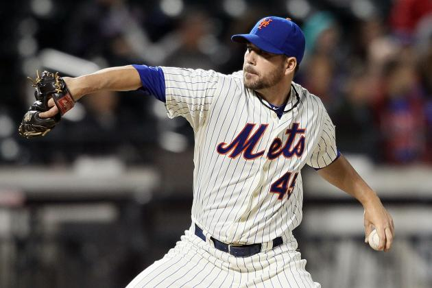 Lefty Hampson Rejoins Mets