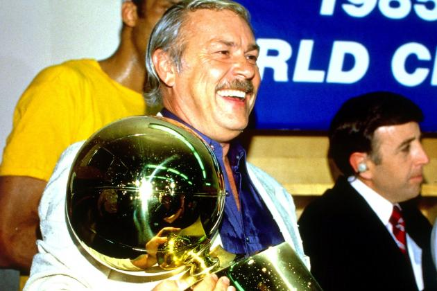 Lakers Owner Jerry Buss Passes Away Following Battle with Cancer