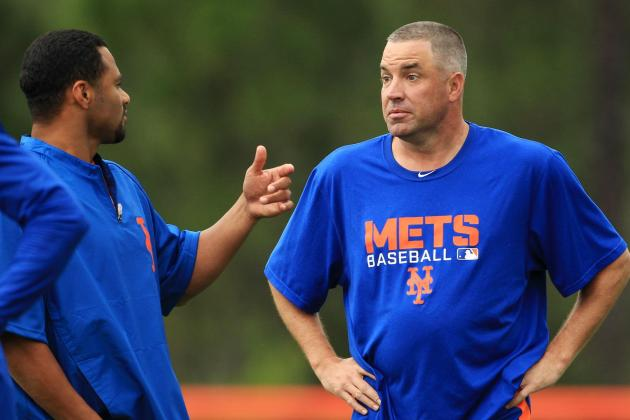 Mets Bullpen Is an Aged Group, Looking to Extend Their Youth