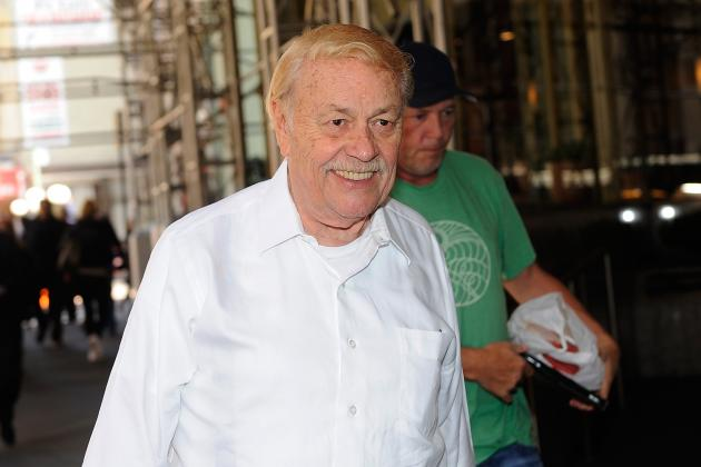 Lakers Owner Jerry Buss Changed the Very Image of NBA
