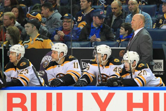 Haggerty: Bruins Power Play Finally Coming Together