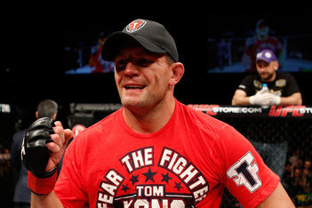 UFC on Fuel TV 7 Fighter Bonuses: Watson Banks $100,000