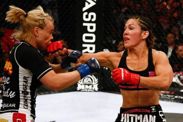 Cris Cyborg Signs with Invicta FC, Will Make Her Debut at Invicta FC 5