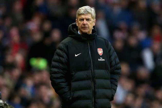 Arsenal vs. Bayern Munich: Can Wenger Steer His Side to an Unlikely Victory?