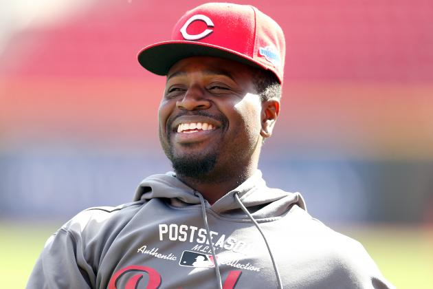 Reds to Put Brandon Phillips in No. 2 Hole