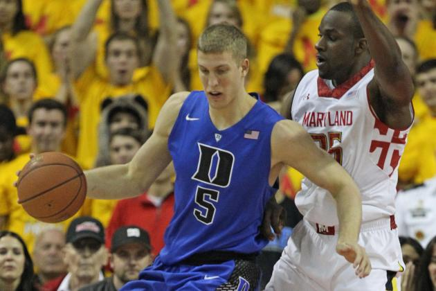 Plumlee's Struggles Put Blue Devils in Tough Spot