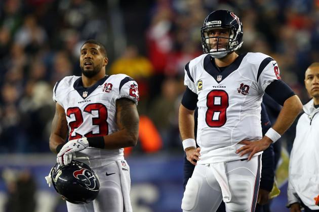 Foster on Schaub: 'We Believe in Him 100 Percent'