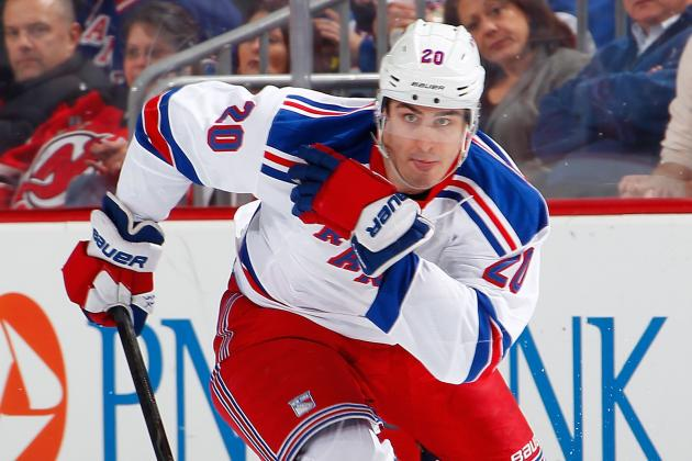 Powe Injury Likely to Keep Kreider with Rangers