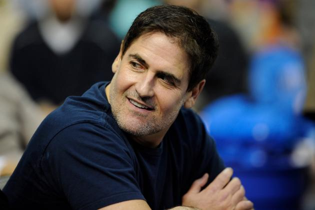 Mark Cuban Pays Respects to Jerry Buss
