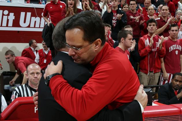 MSU's Izzo Proud How Protege Crean Has Restored Indiana's Winning Ways