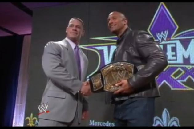 News and Notes from WWE's Press Conference: WrestleMania 30 Location Confirmed