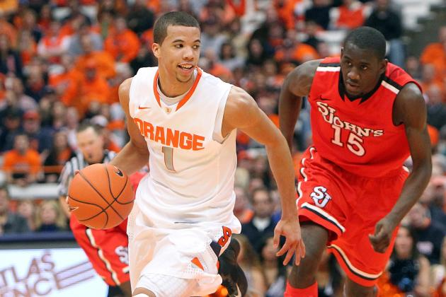 Syracuse Basketball: Orange Poised for a Big Week
