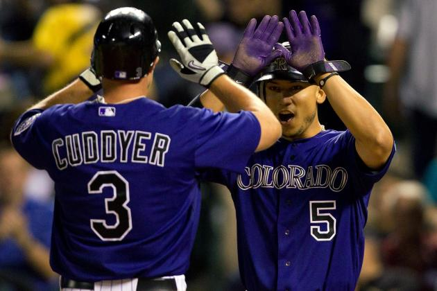MLB Preseason Evaluation Series: 2013 Colorado Rockies