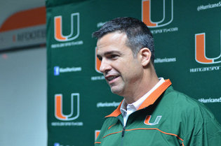 Alabama Hiring Miami Assistant Mario Cristobal as O-Line Coach
