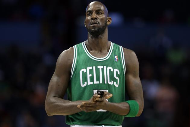 Kevin Garnett Reportedly Will Be Traded to Brooklyn Nets by Boston Celtics
