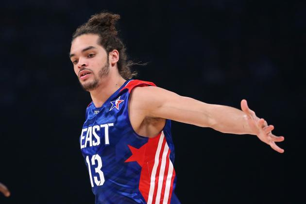NBA All-Star Game: Chicago Bulls' Joakim Noah Savors His First All-Star Weekend