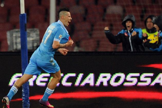 Napoli Star Marek Hamsik Victim of Dangerous Armed Robbery