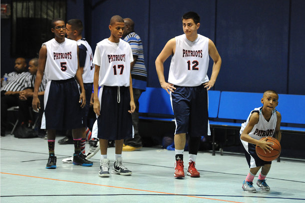 Julian Newman Stars on High School Varsity Team Despite Being in 5th Grade