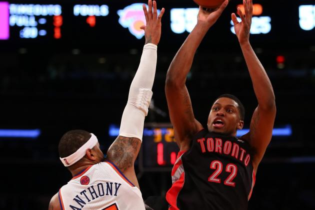 Breaking Down the Raptors Playoff Chances