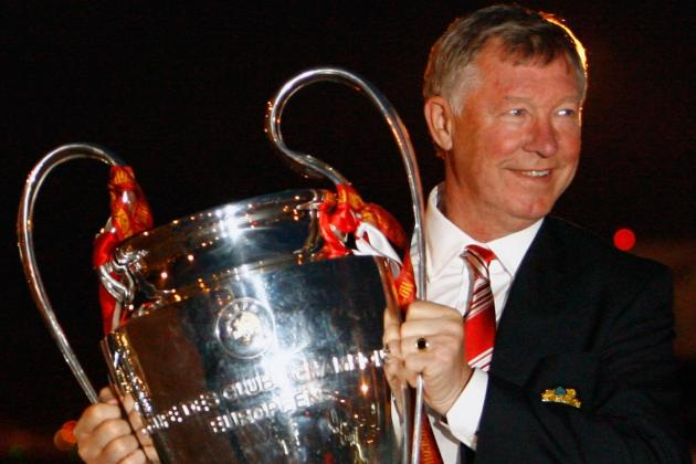 UEFA Champions League: Is This Manchester United's Year?
