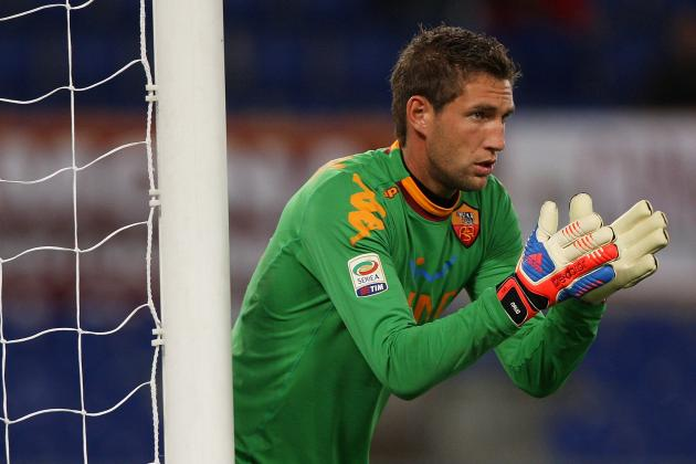 Stek: Confidence Back at Roma