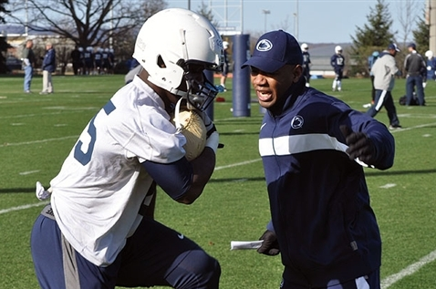 London, Vanderlinden Will Oversee Penn State Special Teams in 2013