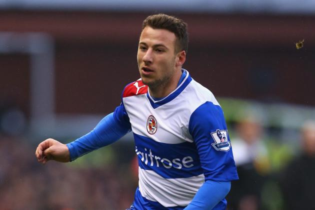 Le Fondre Starts Today vs. Man Utd as Reading Makes 6 Changes