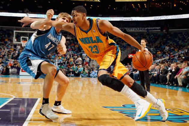 As Second Half Begins, New Orleans Hornets Hope to Continue Growing