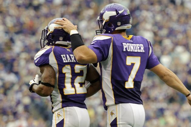 Christian Ponder Says Vikings Players Don't Want to Lose Percy Harvin