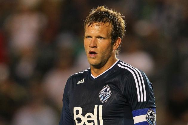 Jay DeMerit Misses Another Whitecaps Preseason Match