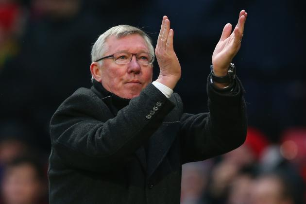 Sir Alex Ferguson Labels Manchester United's 12-Point Lead 'sensational'