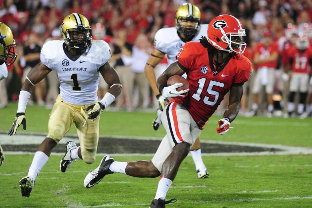 Georgia Football: Looking Back at the 2009 Recruiting Class