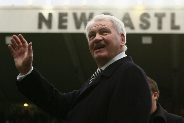 When Sir Bobby Managed the Toon