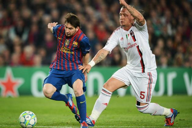 Champions League: Why Milan Cannot Beat Barcelona at the San Siro