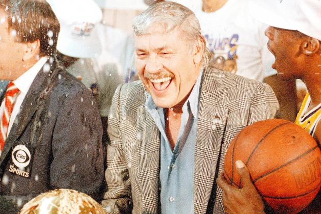 Dr. Jerry Buss' Legacy as Legendary LA Lakers Owner Will Be Remembered Forever